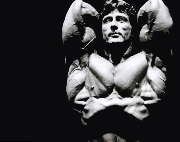 Frank Zane – Kiệt tác thẩm mỹ của hình thể