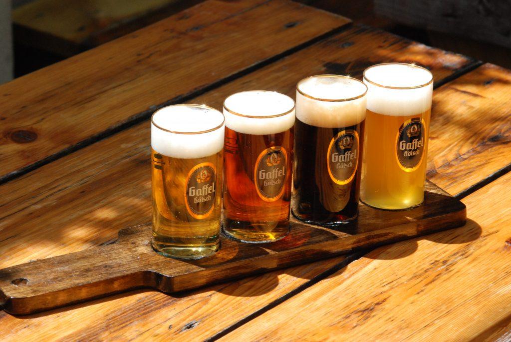 Điểm tôi thích ở Beer Club đó là có thể khám phá nhiều loại bia mới trong các mùa lễ hội với giá phải chăng