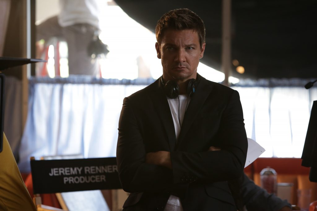 Behind the Scenes Remy Martin Jeremy Renner producer