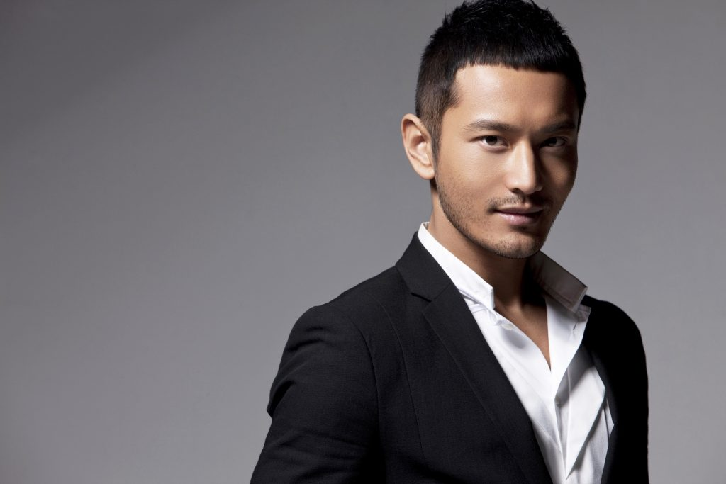 Huang Xiaoming-RM
