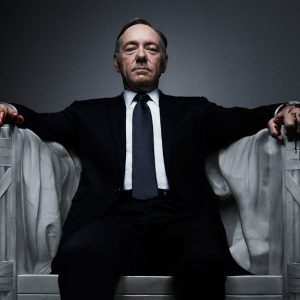 "Frank Underwood - ""hố đen vũ trụ"" của House of Cards"