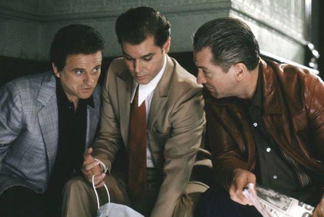 """Các """"chiến hữu"""" Tommy, Henry và Jimmy."""